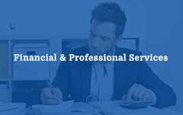Financial & Professional Service Image