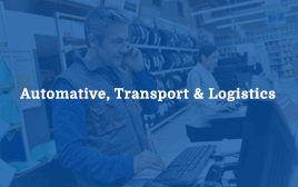 Automative, Transport & Logistics Image
