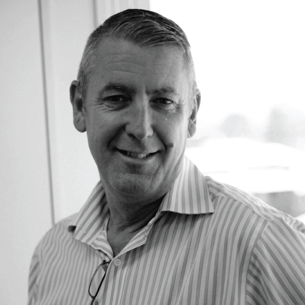 Brendan Towers PCS Black and White portrait