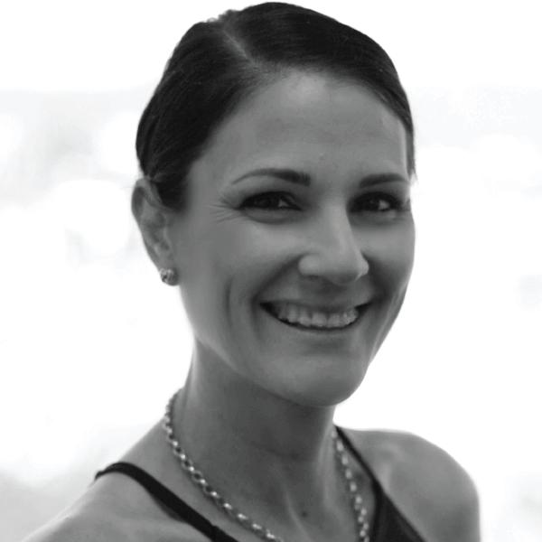 Lauren Byrnes PCS Black and White portrait