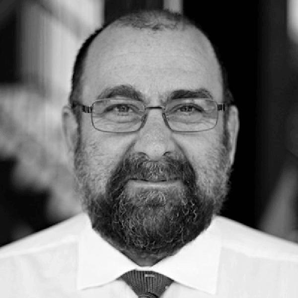 Mario D'Astuto PCS Black and White portrait