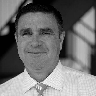 Steve Braithwaite PCS Black and White portrait